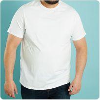camisetas gordo extra grande